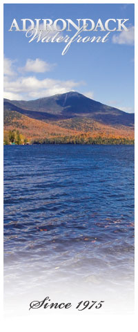 Lake Placid Lake - Gull Rock Bay - Lake Placid, NY - Adirondacks