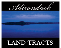 Adirondack Waterfront Land by Martha Day Realty